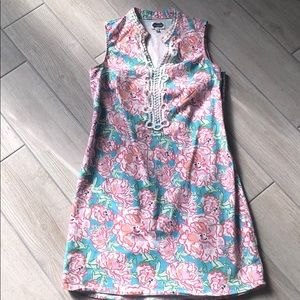 Lily Pulitzer look alike dress